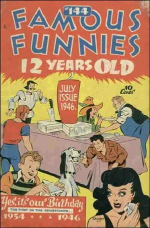 Famous Funnies (1934/07) 144-A