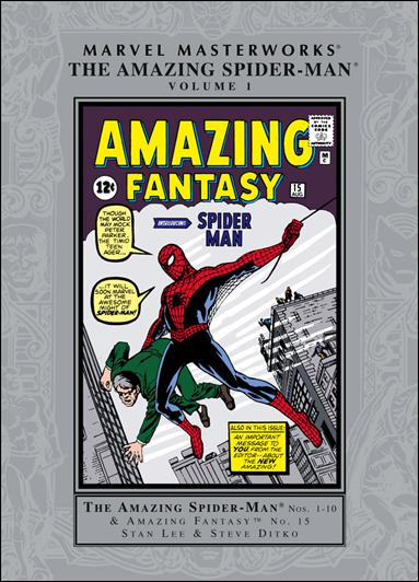 Marvel Masterworks: The Amazing Spider-Man 1-A by Marvel