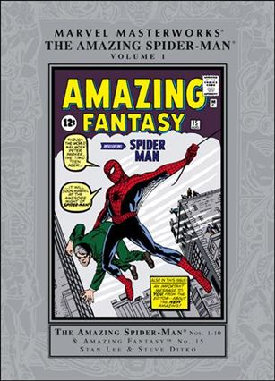 Marvel Masterworks: The Amazing Spider-Man 1-A