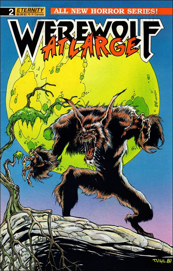 Werewolf at Large 2-A by Eternity