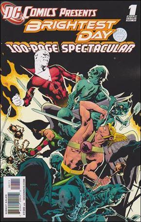 DC Comics Presents: Brightest Day 1-A