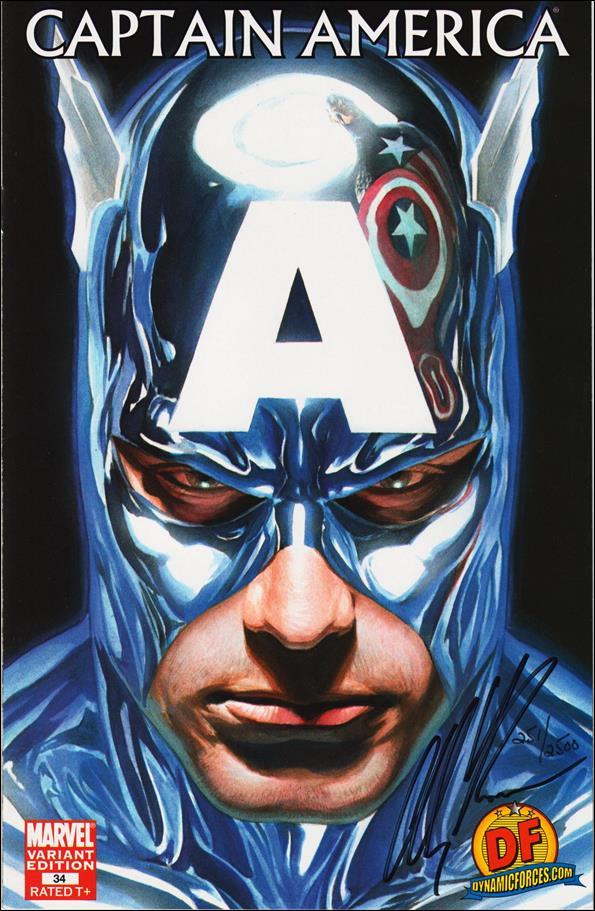 Captain America (2005) 34-D by Marvel