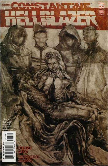 Hellblazer 217-A by Vertigo