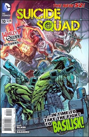 Suicide Squad (2011) 10-A