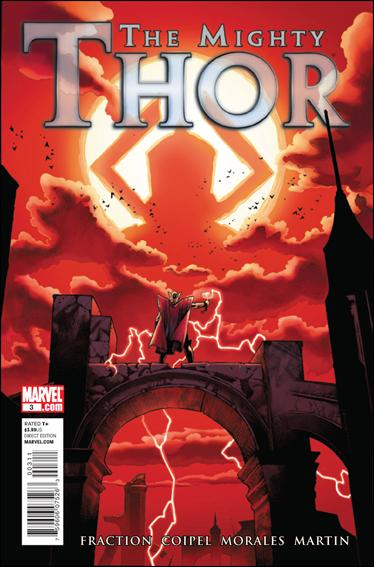Mighty Thor (2011) 3-A by Marvel