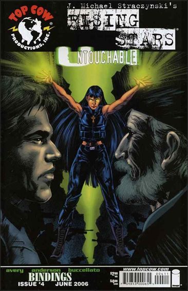 Rising Stars: Untouchable 4-A by Top Cow