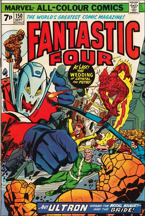 Fantastic Four (1961) 150-B by Marvel