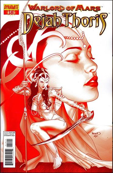 Warlord of Mars: Dejah Thoris 18-C by Dynamite Entertainment