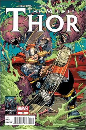 Mighty Thor (2011) 13-A