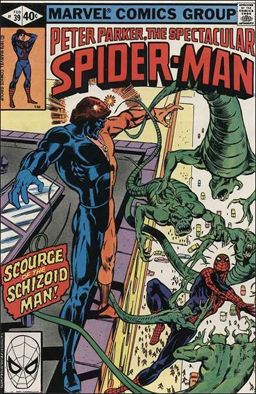 Spectacular Spider-Man (1976) 39-A by Marvel