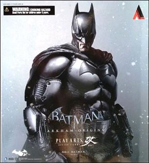 Batman: Arkham Origins (Play Arts ~ Kai)  Batman