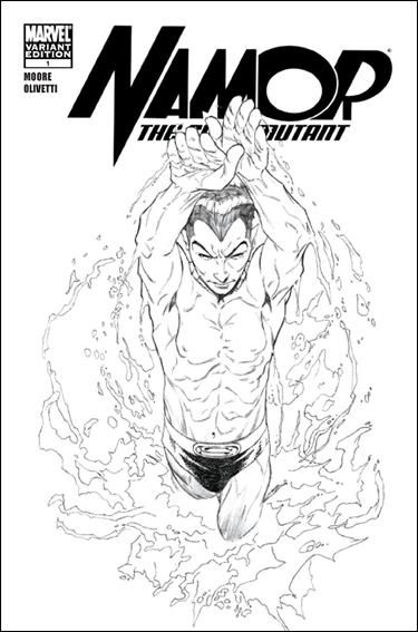Namor: The First Mutant 1-C by Marvel
