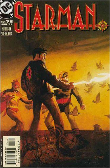Starman (1994) 78-A by DC