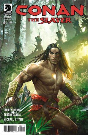 Conan the Slayer 8-A
