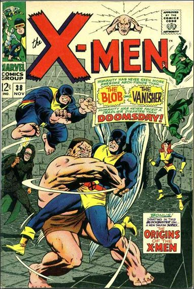 X-Men (1963) 38-A by Marvel