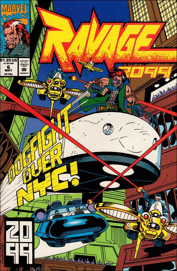 Ravage 2099 6-A by Marvel