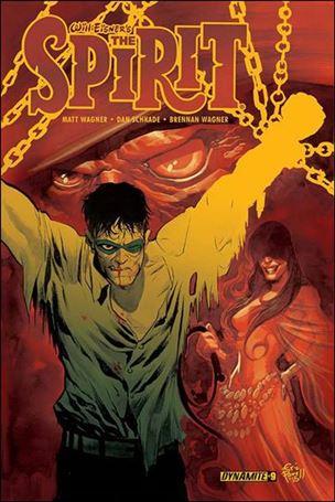 Will Eisner's The Spirit 9-A