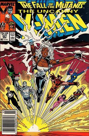 Uncanny X-Men (1981) 227-A