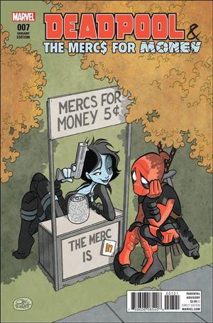 Deadpool & the Mercs for Money (2016/09) 7-B