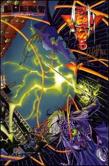 Ash 5-E by Event Comics