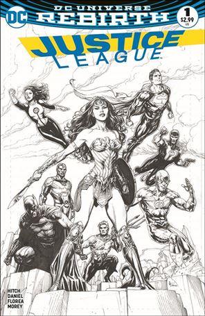 Justice League (2016) 1-N