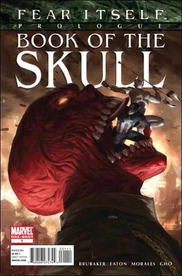 Fear Itself: Book of the Skull 1-A by Marvel