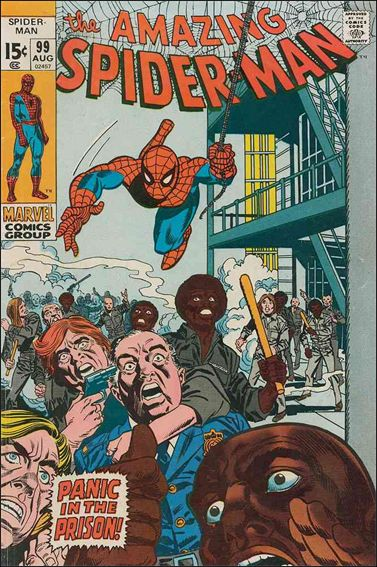 Amazing Spider-Man (1963) 99-A by Marvel