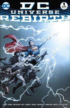 DC Universe: Rebirth 1-A
