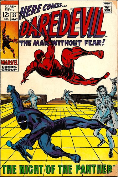 Daredevil (1964) 52-A by Marvel