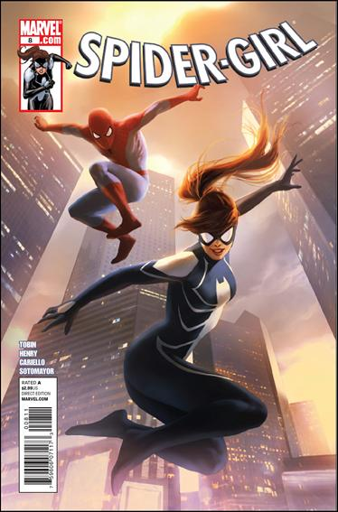 Spider-Girl (2011) 8-A by Marvel