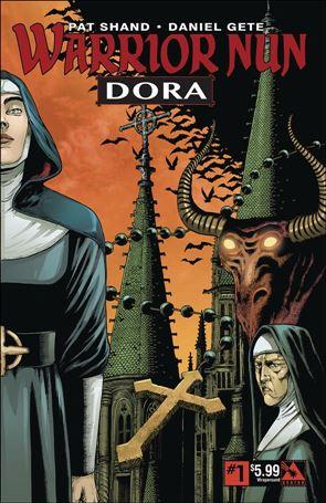 Warrior Nun Dora 1-B