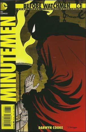 Before Watchmen: Minutemen 6-C by DC