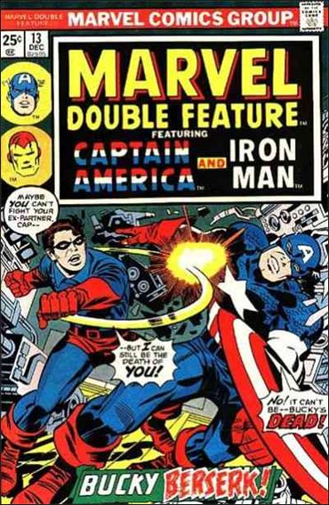 Marvel Double Feature 13-A by Marvel