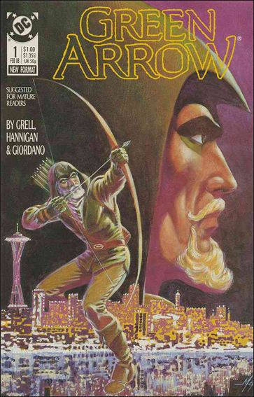 Green Arrow (1988) 1-A by DC