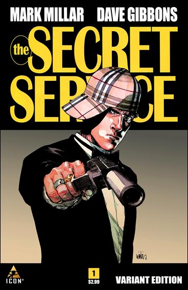 Secret Service 1-B by Icon
