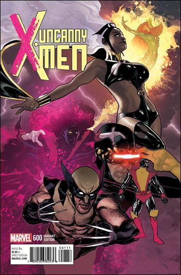 Uncanny X-Men (1981) 600-H by Marvel