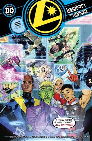Legion of Super-Heroes (2020) 5-A