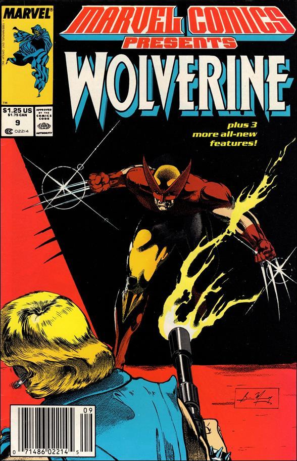 Marvel Comics Presents (1988) 9-A by Marvel