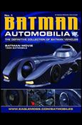 DC Batman Automobilia: The Definitive Collection of Batman Vehicles 1-A