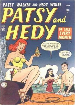 Patsy and Hedy 4-A