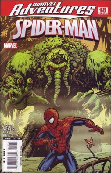 Marvel Adventures Spider-Man (2005) 18-A by Marvel