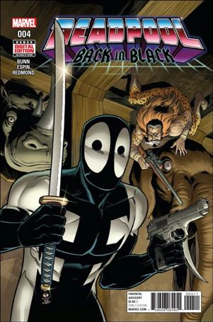 Deadpool: Back in Black 4-A