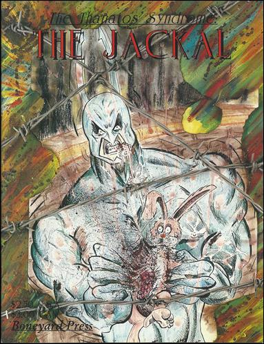 Thanatos Syndrome: The Jackal 1-A by Boneyard Press