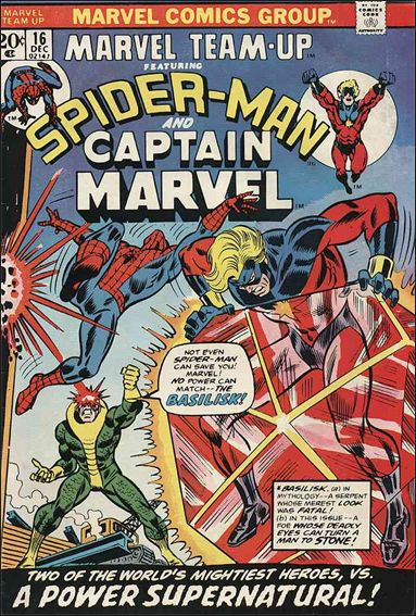 Marvel Team-Up (1972) 16-A by Marvel