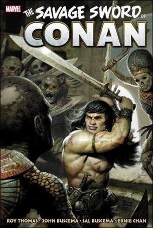 Savage Sword of Conan: The Original Marvel Years Omnibus 3-A