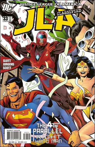 JLA: Classified 33-A by DC