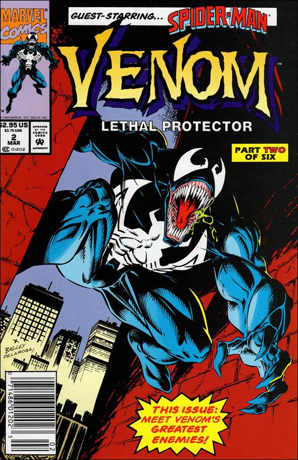 Venom: Lethal Protector 2-A by Marvel