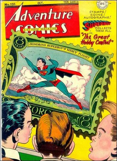 Adventure Comics (1938) 121-A by DC