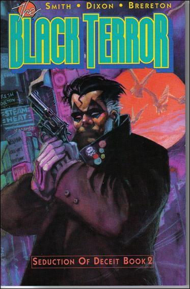 Black Terror (1989) 2-A by Eclipse