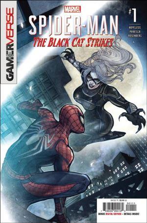 Gamerverse Spider-Man: The Black Cat Strikes 1-A